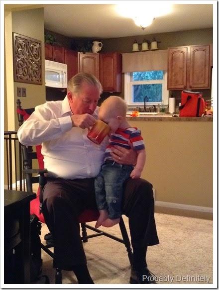 Great Papa & Everett