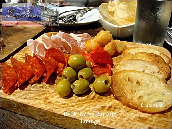 Jamon Serrano Tasting Board