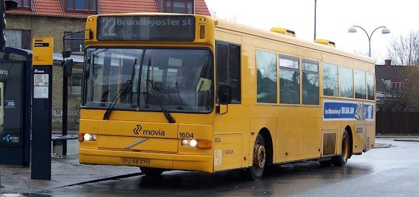 transporte publico dinamarca