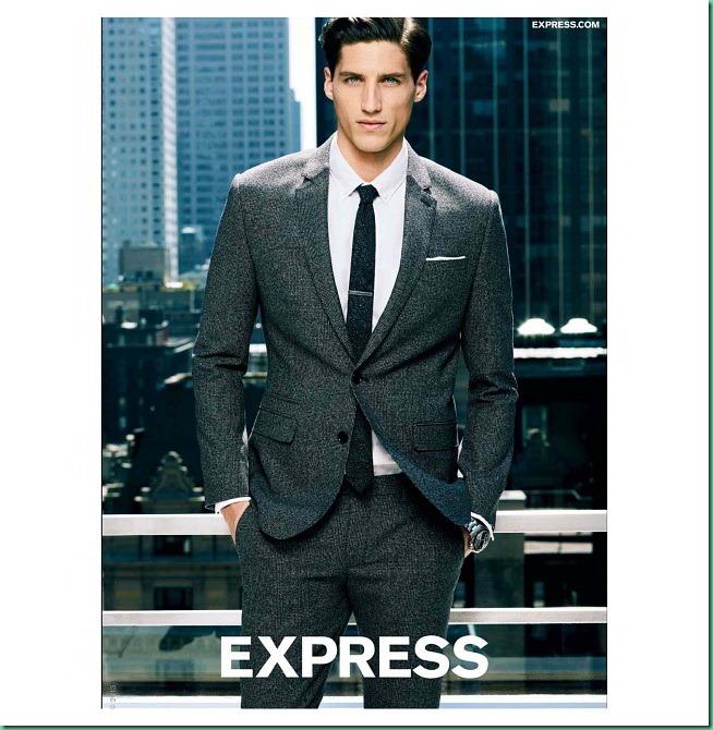 Garrett Neff & Ryan Kennedy for Express FW 2013