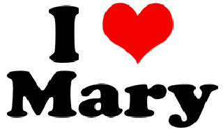 marylovebharath: I love Mary