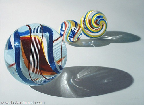 pinturas a oleo super realistas Roberto Bernardi Erich Christensen Steve Mills  desbaratinando  (86)