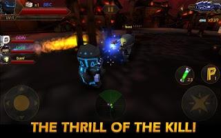 Screenshot of Call of Mini: Zombies