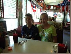Jennies Diner kids