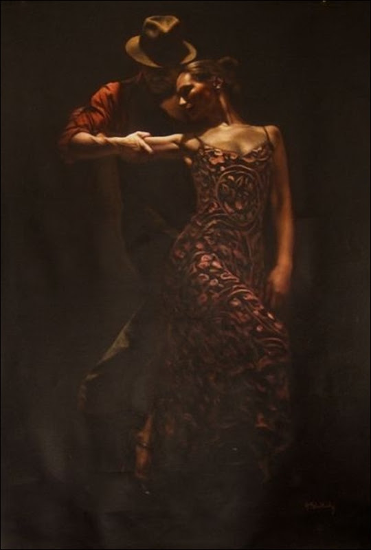 La danse par Hamish Blakeli (10)