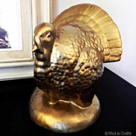 gilded turkey square