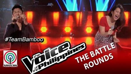 The Voice PH 2 Battles - Rita vs Suy