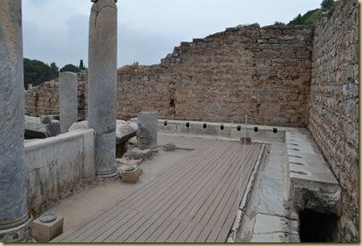 Ephesus 84 seater toilet