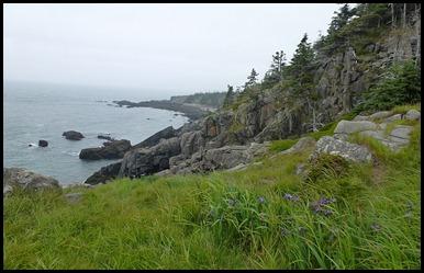 04k2 -  Hike - Trailhead to Green Point - High Ledge