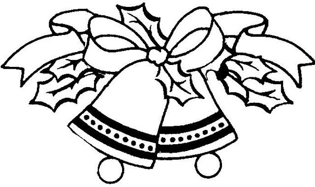 Coloriage Cloche Noel 14 Max 640 Fulgi Desenati
