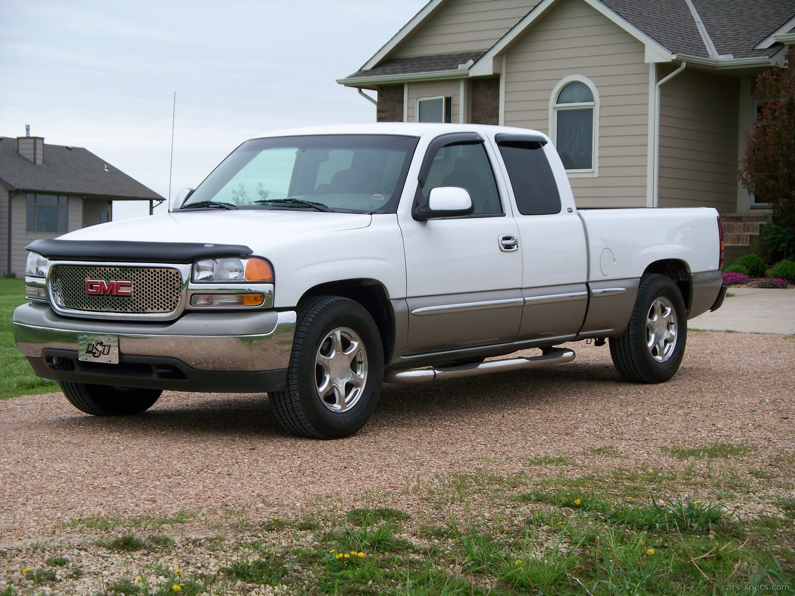2000 gmc sierra classic 2500 extended cab specifications pictures prices. Black Bedroom Furniture Sets. Home Design Ideas