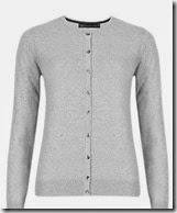 Pure Cashmere Round Neck Cardigan