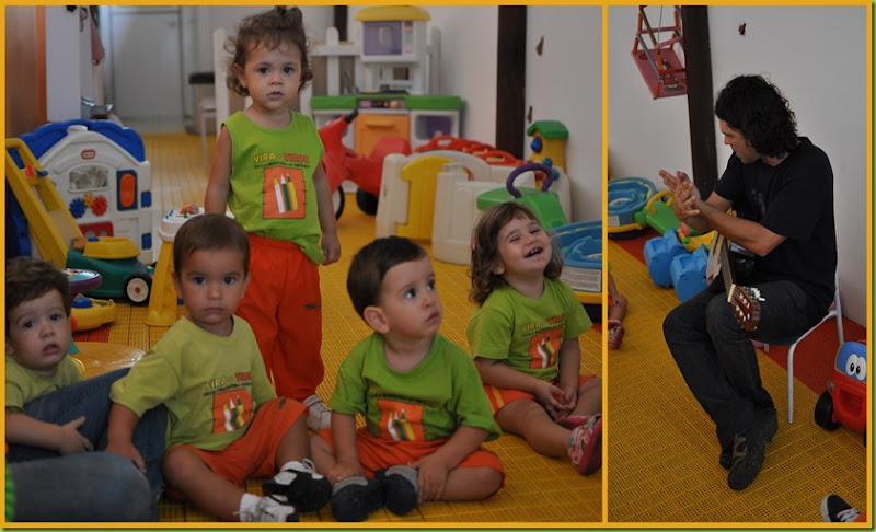 Infantil 1 Manhã - Paulo