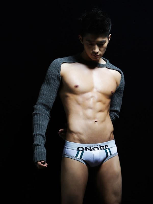 Hot Korean Underwear Model  17