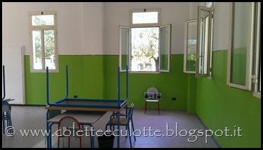 Imbianchiamo le scuole a Sala Bolognese