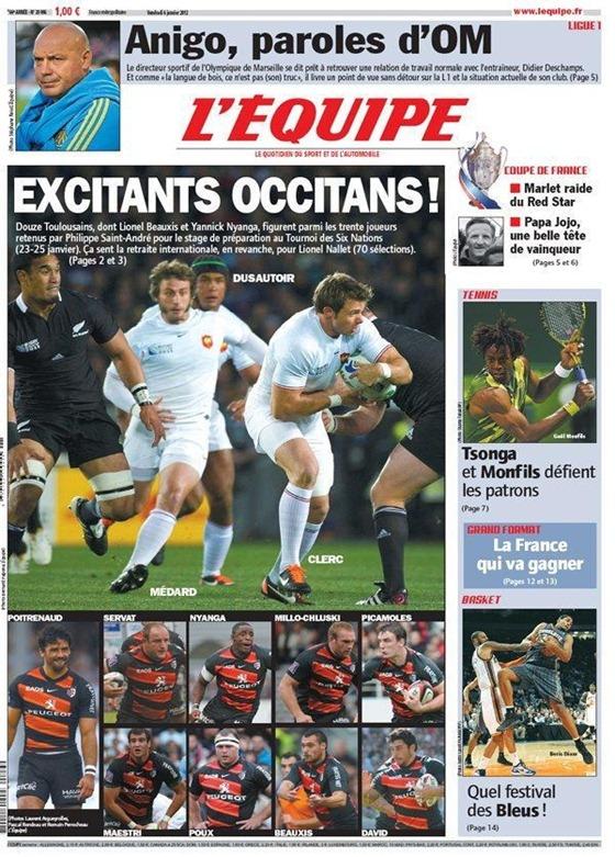 L'Équipe Excitants occitans