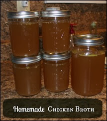 Many Waters Homemade Chicken Broth
