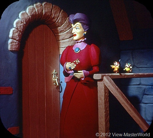 View-Master Walt Disneys Cinderella (B318), Scene 14