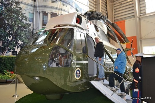 Marine One (Nixon & Ford)