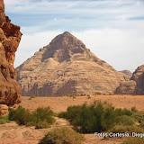 Recorriendo Jordania con Ecoexploradores.
