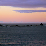 Our Backyard at Steeples Cottage - Cape Foulwind, New Zealand