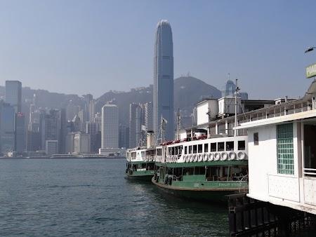 Anul Nou Chinezesc: Statia Star Ferry