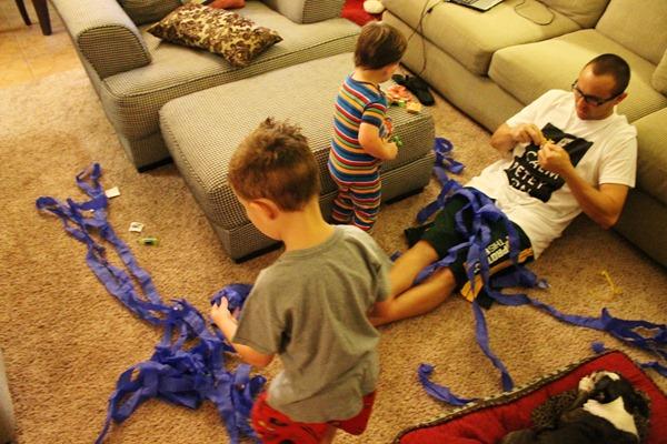 Quinn's First Day of Kindergarten 032