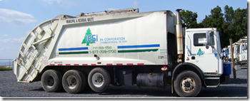 IESI_NY_Corp_waste_truck