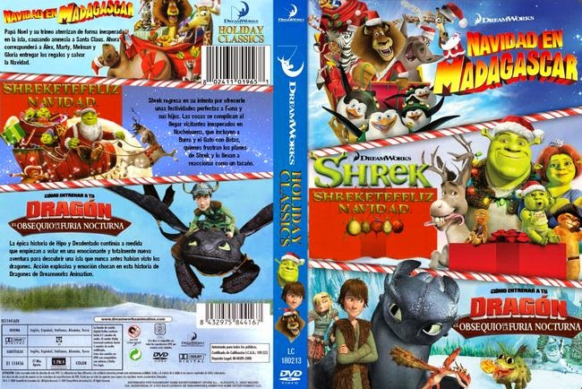 Dreamworks Holiday Classic – Latino