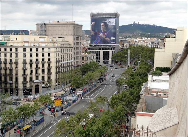 شوارع برشلونة