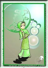 Cute Muslimah 2