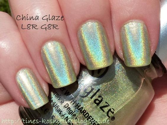 China Glaze L8R G8R 1