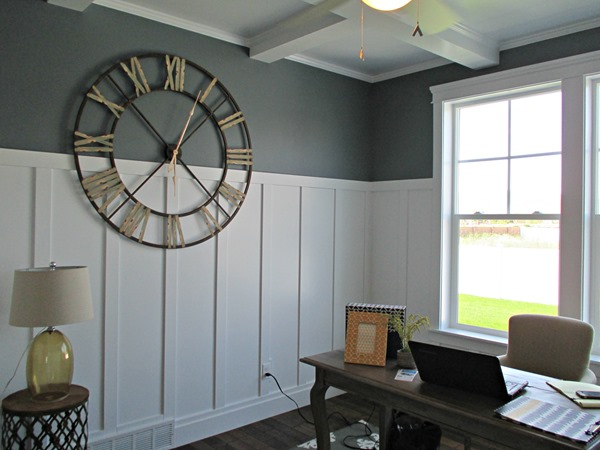 Foggy Day by Sherwin Williams - office paint color