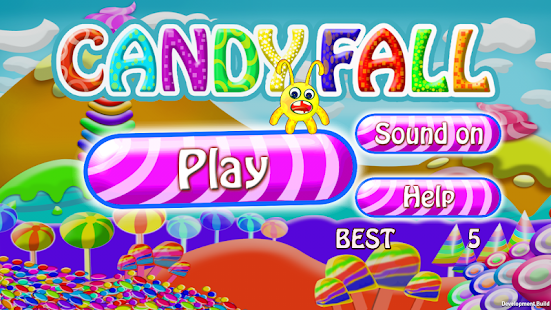 Candy Fall - screenshot