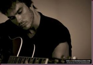 ian somerhalder guitar
