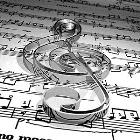 music-symbol-silver
