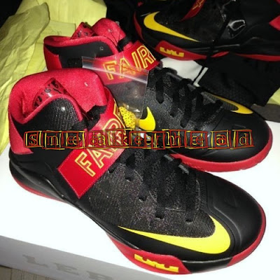 nike zoom soldier 6 pe fairfax away 2 05 First Look at Nike Zoom Soldier VI Fairfax Away PE