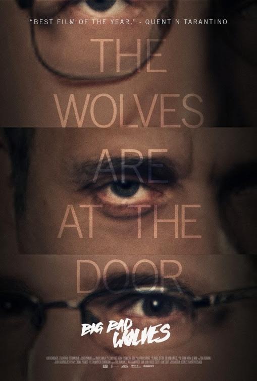 Big Bad Wolves poszterek és kulisszatitkok videó 02