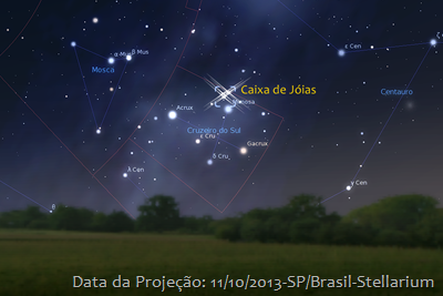 Caixa de Jóias-Stellarium