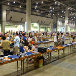 the comic art market at Comiket 84 - Tokyo Big Sight in Japan in Tokyo, Tokyo, Japan