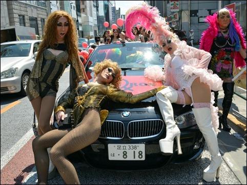 Parada Gay Toquio 2013 01