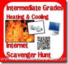 Five ways to use QR codes in the classroom - by Heidi Raki of Raki's Rad Resources - Heat Internet Scavenger Hunt