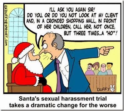 santas sexual harassment trial