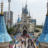 Lotte World in Seoul, Seoul Special City, South Korea