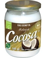 WEB_Image Cocosa Pure Coconut Oil - 500 ml Økologi2023656853