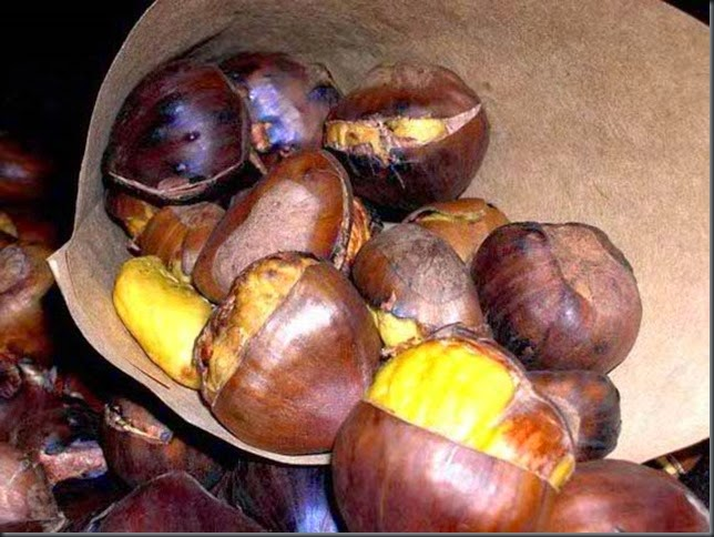roasted chestnuts l