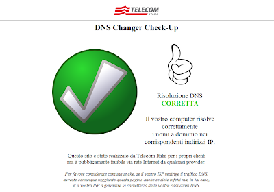 DNS Changer Check-Up