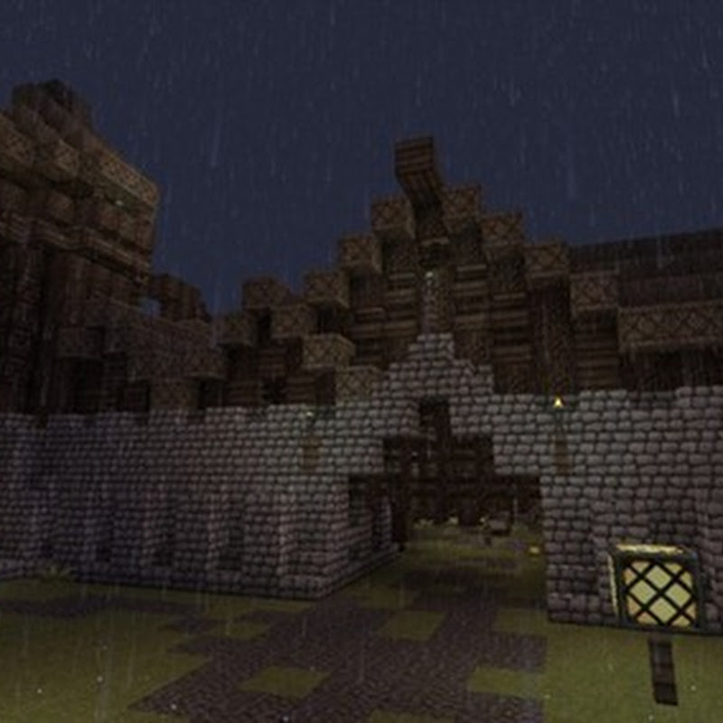 Minecraft 1.4.4 - Ovo's Rustic Texture Pack 64x