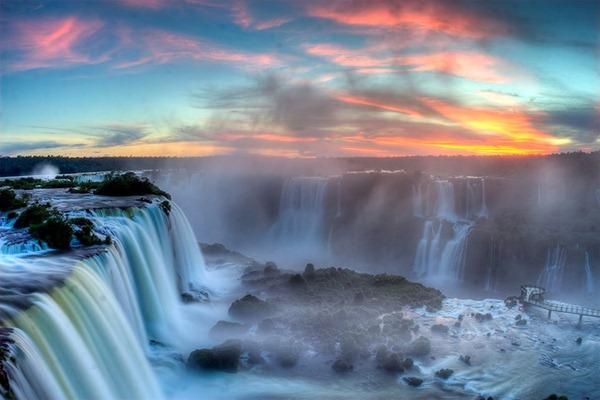 Iguazu Iguacu falls 16