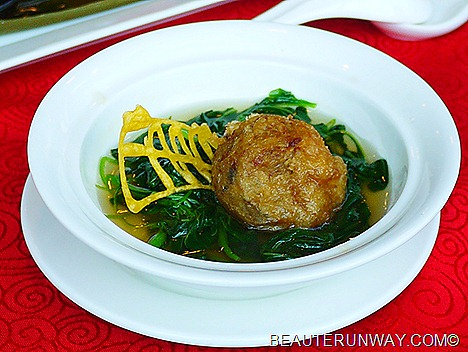 OLD HONG KONG TASTE REVIEW Vegetarian Stuffed Bean Curd Skin with Assorted Mushrooms, Bamboo Shoot